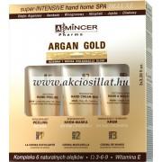 Mincer Argan Gold szuper intenzív kézápolási csomag