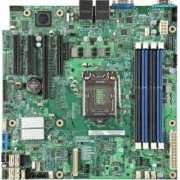 Placa de baza Server Intel S1200V3RPL Socket 1150