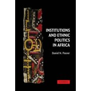 Institutions and Ethnic Politics in Africa by Daniel N. Posner