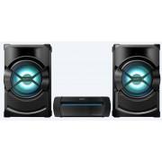 Sistem audio Sony SHAKE-X3PN, Unitatea centrala si boxe
