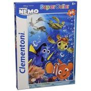 Clementoni 26950 - Puzzle Finding Nemo, 60 Pezzi, Multicolore