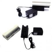 Bluetrade 2 7350 mAh batteria per Asus eee pc 700 caricabatterie offrono