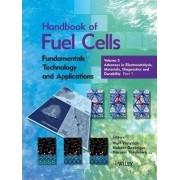 Handbook of Fuel Cells: v. 5 & 6 by Wolf Vielstich