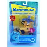 Monsters Inc. Red Alert CDA Agent Agente Alerta Roja ADN