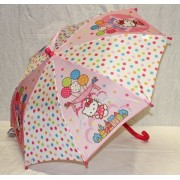 Paraguas Manual lunares Hello Kitty