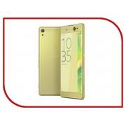 Sony Сотовый телефон Sony F3211 Xperia XA Ultra Lime Gold