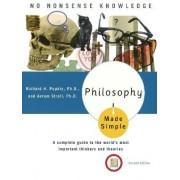 Philosophy Made Simple by Richard H. Popkin