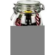 Borcan cadou, Christmas jar with fine taste