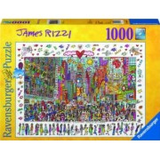 PUZZLE TIMES SQUARE 1000 PIESE Ravensburger
