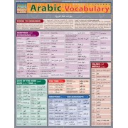 Arabic Vocabulary by Inc. Barcharts