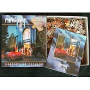 MindTrap Mystery Jigsaw Puzzle - Murder's In Fashion (500 Piece) by Mind Trap