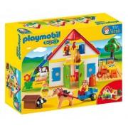 Playmobil - 1.2.3. Ferma completa 1+