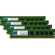 32GB (4 x 8GB) DDR3 1066MHz PC3-8500 240-PIN ECC DIMM (UDIMM) MEMORIA RAM KIT PER APPLE MAC PRO (INIZIO 2009 - METÀ 2010 - METÀ 2012)