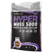 BioTech USA Hyper Mass 5000 csokoládé ízű tömegnövelő készítmény - 1000g zsacskós