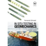 In Situ Testing in Geomechanics by Fernando Schnaid