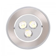 SPOT LED 3X1W DAYLIGHT HL672L