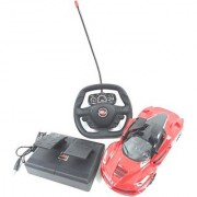 WISHKEY Delicate remote control model car (Red)