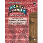 Movie Songs by Special Arrangement (Jazz-Style Arrangements with a -Variation-) by Carl Strommen