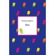 Etchbooks Kira, Popsicle, College Rule