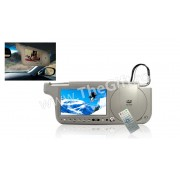 DVD player cu LCD 7 inch, TV, parasolar partea dreapta