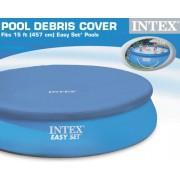 Intex puhafalú medence takaró fólia 457cm átmérőre 28023
