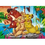 Clementoni Puzzle 30046 - The Lion King: Waterfall - 350 pezzi