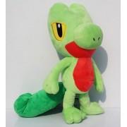 "Pokemon Plush 12.6"" / 32cm Treecko Large Doll Stuffed Animals Soft Figure Anime Collection Toy"