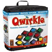 999 Games Qwirkle Reiseditie - Juego de tablero (Multi)