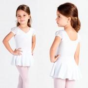 Maillot Ballet Faldita Niña SoDança - L555