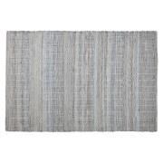 Tapis design 'BOLLYWOOD' 160x230 cm en jeans et laine