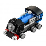 LEGO® Creator Expresul albastru - L31054