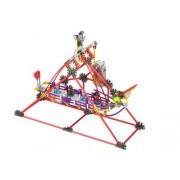 LOZ Li Chi fight inserted plastic Lego building block toys, electric red devil Corsair