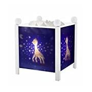 Lanterne Magique Sophie la girafe Voie Lactée - Blanc 12V