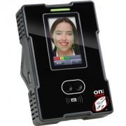 Sistema de control de asistencia de personal NATIONAL SOFT On The Minute - 300 usuarios, Negro