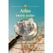 Atlas Istoric Scolar cartonat