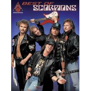 HAL LEONARD Best Of Scorpions. Partitions pour Tablature Guitare(Boîtes d'Accord)