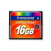 Card Transcend Compact Flash 16GB (133x)