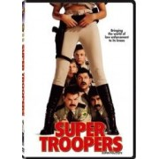 SUPER TROOPERS DVD 2001