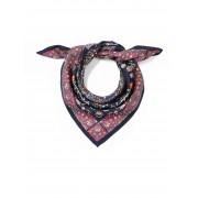Roeckl Nicki-Tuch 100% Seide Roeckl blau