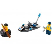 LEGO Evadare cu anvelopa (60126)