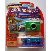 2003 Matchbox Around The World Collection # 34 Great Barrier Reef Submersible