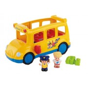 Fisher-Price Little People Lil Movers School Bus by Fisher-Price