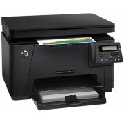 Multifunctional HP Color LaserJet Pro MFP M176n, 16 ppm, Retea, ePrint
