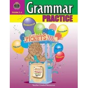 Grammar Practice, Grades 3-4 by Peter Clutterbuck