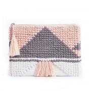 La Redoute Collections Handtasche, gewebt