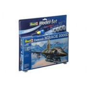 Model Set Revell Mirage 2000D