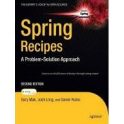 Spring Recipes by Josh Long