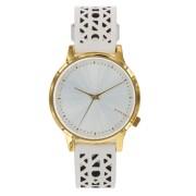 Dámské hodinky bílé Komono Estelle Cotout