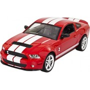 Compagno Giocattoli - 57000055 - Radio Control Car - Red Ford Mustang Shelby GT 500-12.010 Brc