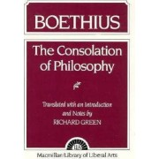 Consolation of Philosophy by Boethius